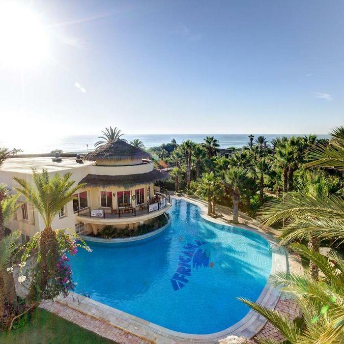 Hoteller Tunesien